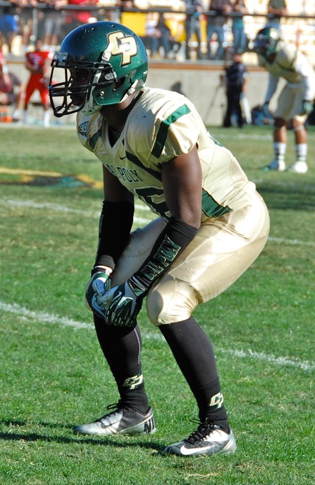 Senior defensive back Vante Smith-Johnson