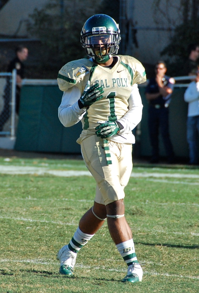 Senior defensive back Bijon Samoodi