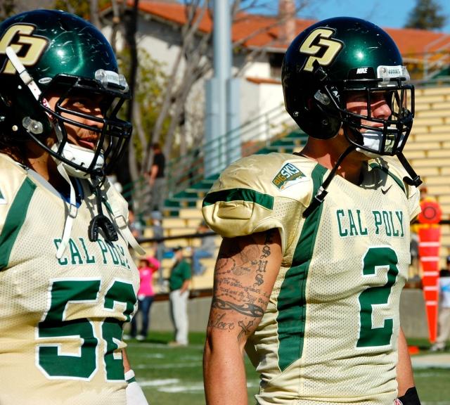 Captains Lefi Letuligasenoa and Cole Stanford