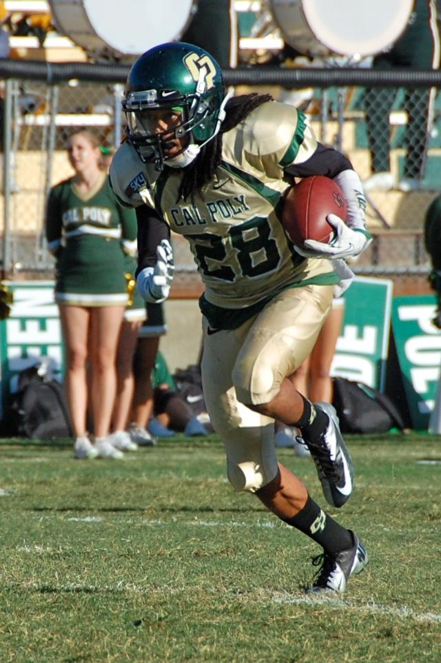 Sophomore wide receiver Roland Jackson