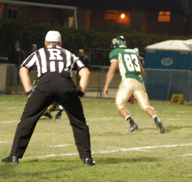 Sophomore kicker, Stephen Pyle