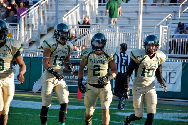 Right after Cole Stanford's touchdown!